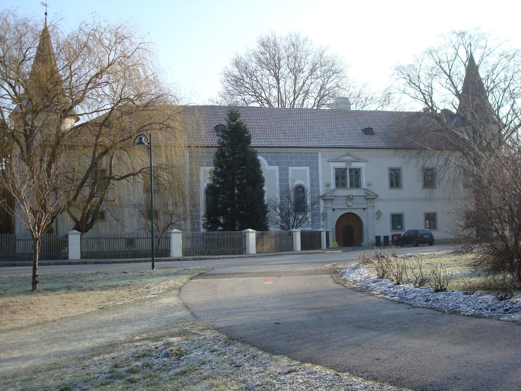 Schloss Trumau - Trumau, Niederösterreich (2521-NOE)