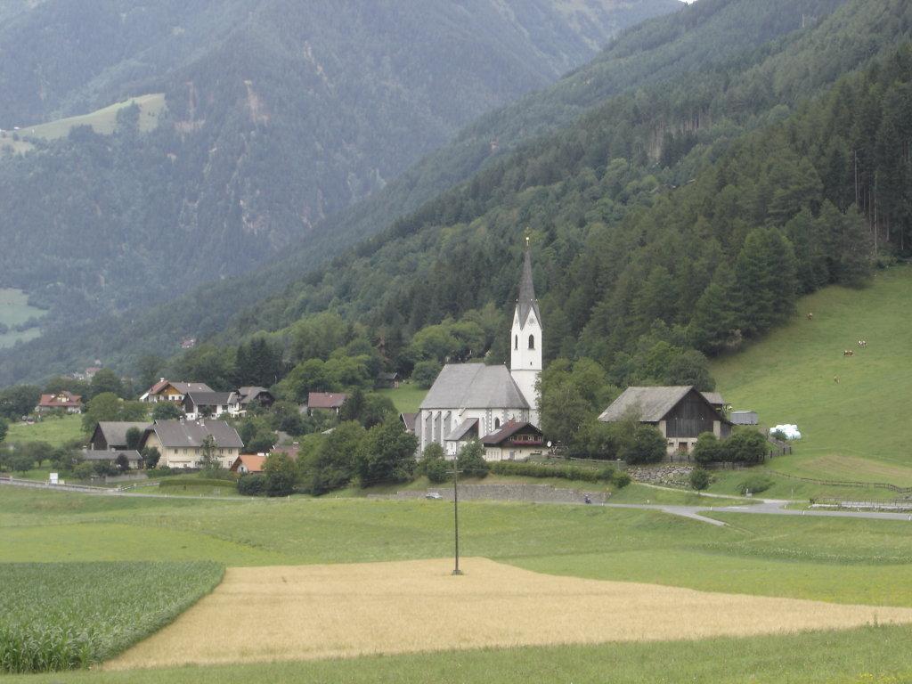 Blick nach Stallhofen - Stallhofen, Kärnten (9821-KTN)