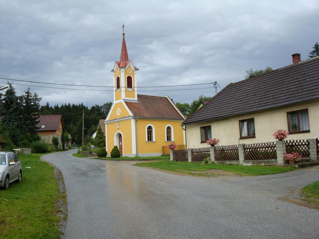 Kapelle in Matzlesschlag - Matzlesschlag, Niederösterreich (3841-NOE)
