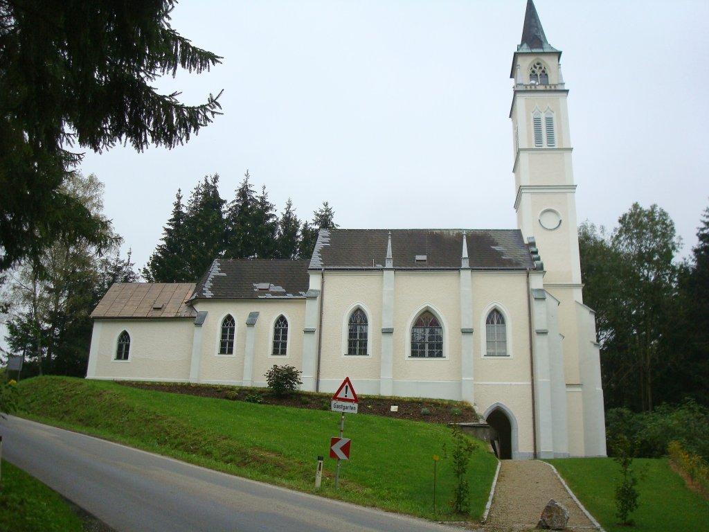 Wallfahrtskirche Maria Steinparz - Steinparz, Niederösterreich (3382-NOE)