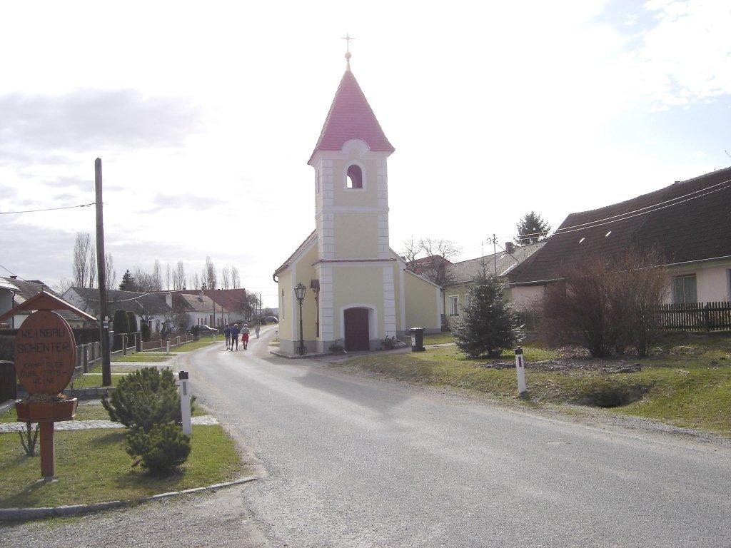 Kapelle in Thürneustift - Thürneustift, Niederösterreich (3562-NOE)