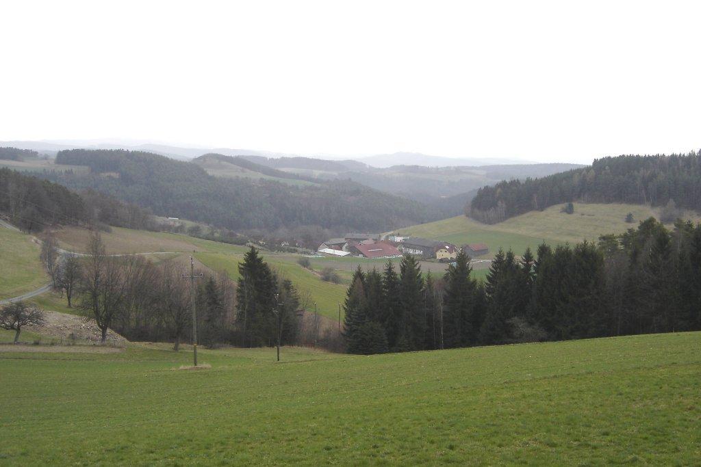 Blick nach Filsendorf - Filsendorf, Niederösterreich (3653-NOE)