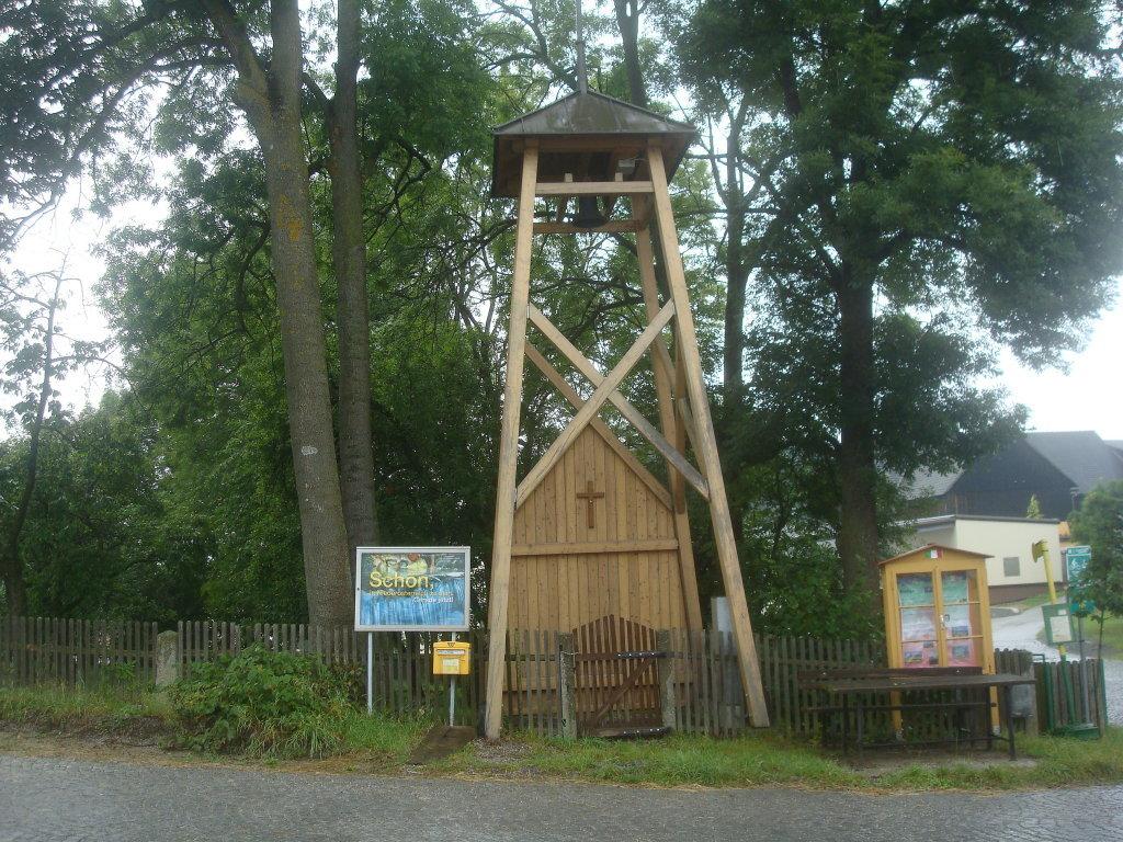 Glockenturm in Limpfings - Limpfings, Niederösterreich (3900-NOE)
