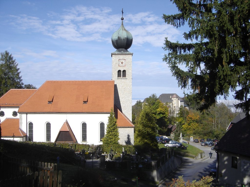 Wallfahrtskirche Maria Schnee in Plankenstein - Plankenstein, Niederösterreich (3242-NOE)