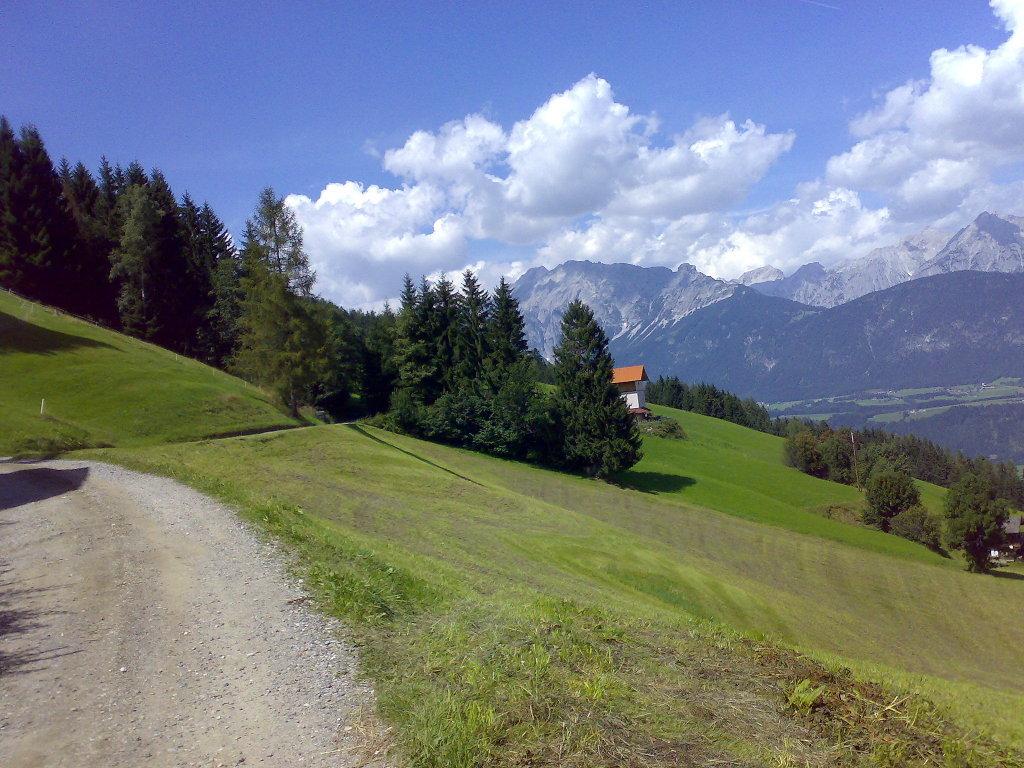 Infanglweg im Sommer - Infanglweg, Tirol (6115-TIR)