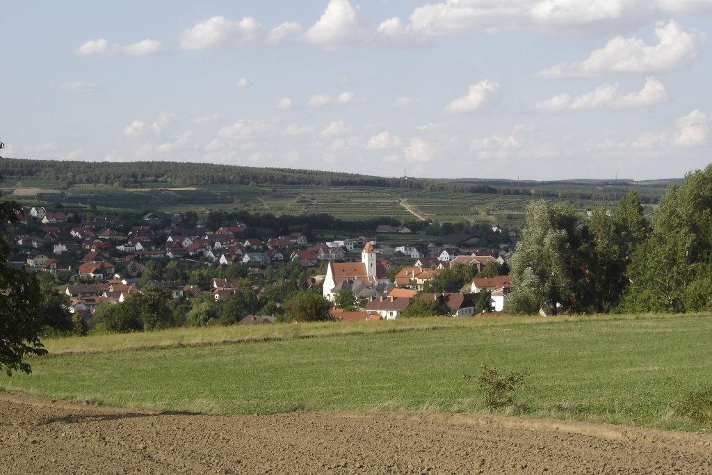 Blick nach Lengenfeld - Lengenfeld, Niederösterreich (3552-NOE)