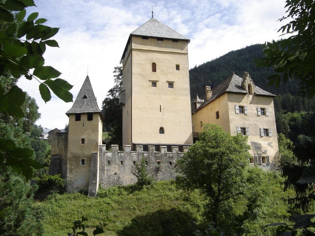 Burg Groppenstein bei Semslach - Semslach, Kärnten (9821-KTN)