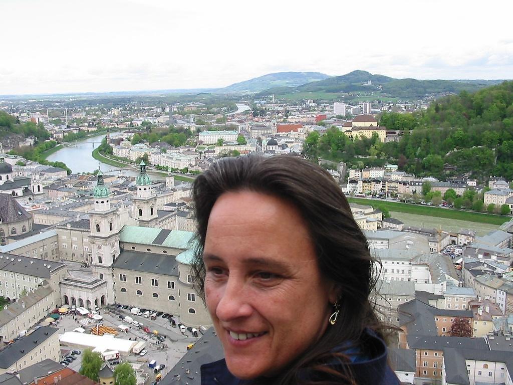 Blick auf Maria Plain - Salzburg Stadt (5020-SBG)