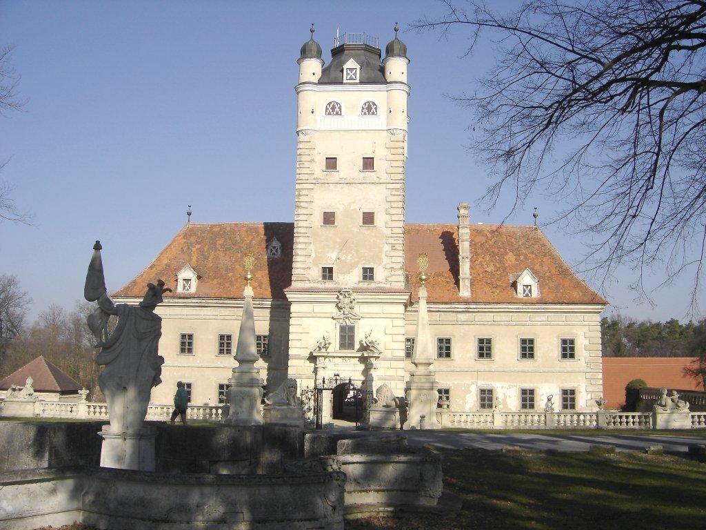 Schloss Greillenstein - Greillenstein, Niederösterreich (3592-NOE)