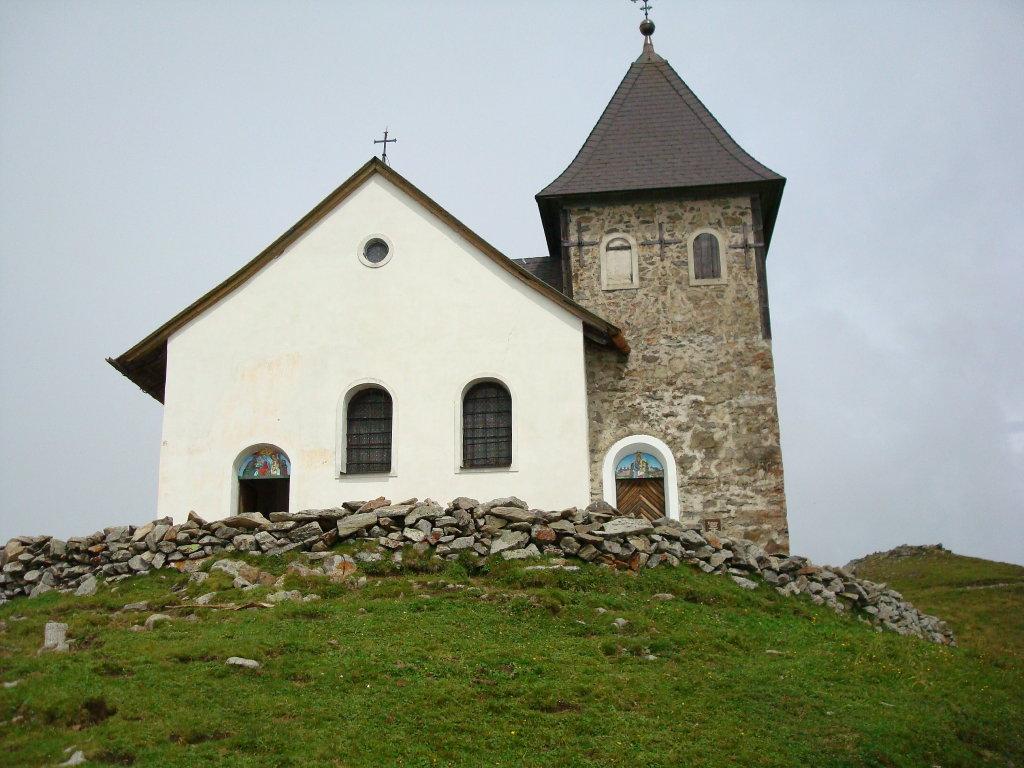 Wallfahrtskirche Maria Schnee auf der Hochalm (1822 m) in den Seckauer Alpen - Seckau, Steiermark (8732-STM)