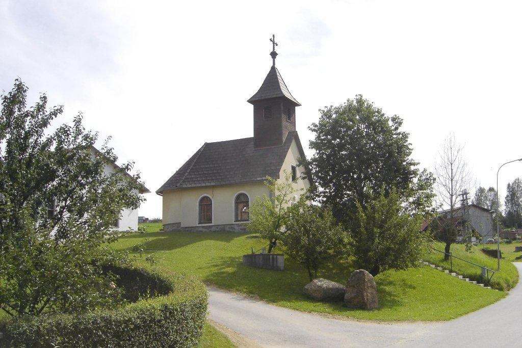 Kapelle in Hypolz - Hypolz, Niederösterreich (3920-NOE)