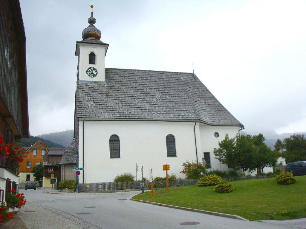 Pfarrkirche Tauplitz - Tauplitz, Steiermark (8982-STM)