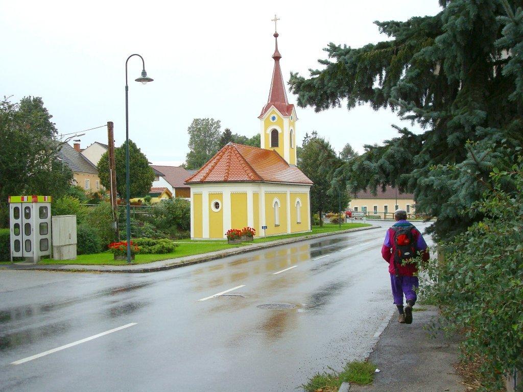 Kapelle in Weinpolz - Weinpolz, Niederösterreich (3800-NOE)