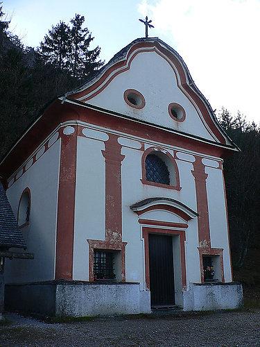 Die Kapelle - Maria Elend, Kärnten (9182-KTN)