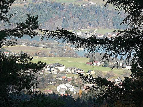Blick vom Kapellenberg - Maria Elend, Kärnten (9182-KTN)