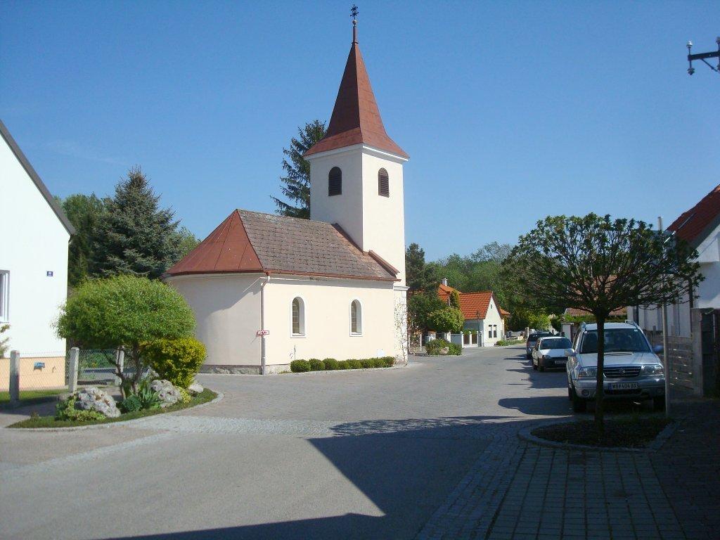 Kapelle in Haschendorf - Haschendorf, Niederösterreich (2490-NOE)