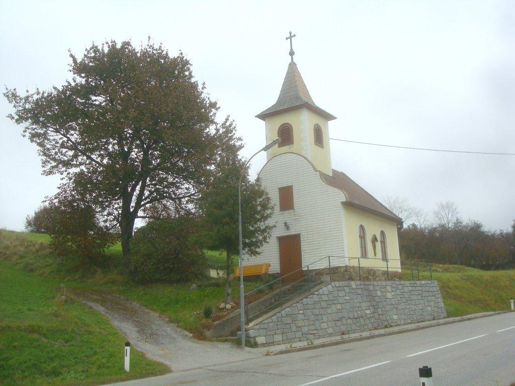 Kapelle in Dietmanns - Dietmanns, Niederösterreich (3920-NOE)
