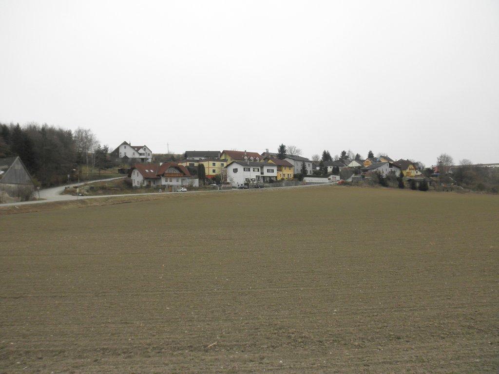 Blick nach Sitzenthal - Sitzenthal, Niederösterreich (3382-NOE)