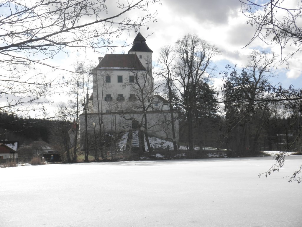 Schloss Seisenegg - Seisenegg, Niederösterreich (3300-NOE)
