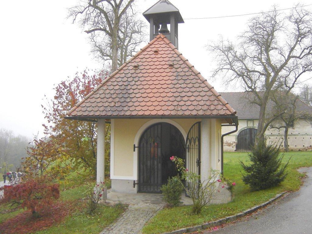 Kapelle in Edramsberg - Edramsberg, Oberösterreich (4073-OOE)