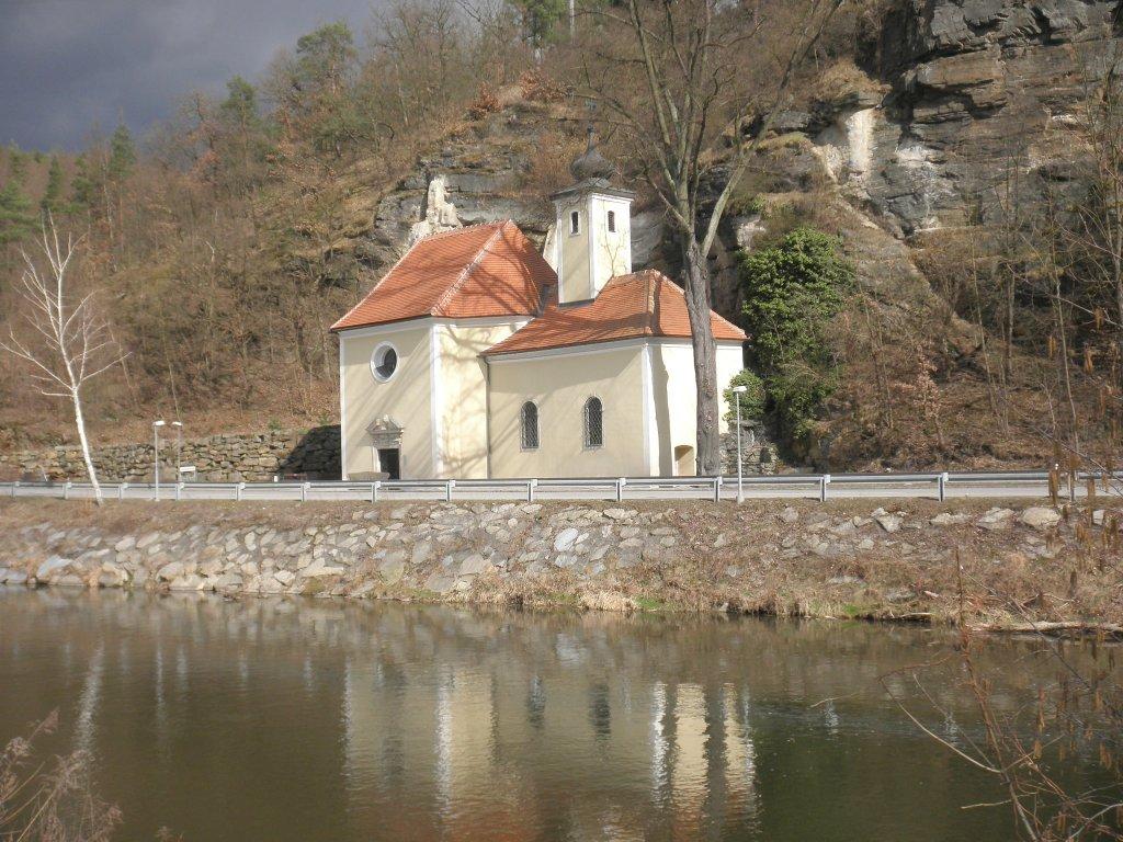 Die Bründlkapelle in Kamegg - Kamegg, Niederösterreich (3571-NOE)