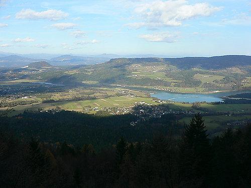 Blick übers Tal - Maria Elend, Kärnten (9182-KTN)