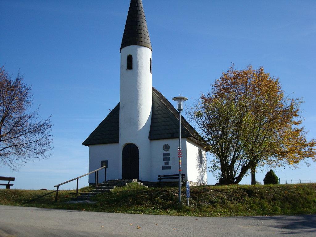 Gehörlosenkapelle in Loimanns - Loimanns, Niederösterreich (3874-NOE)