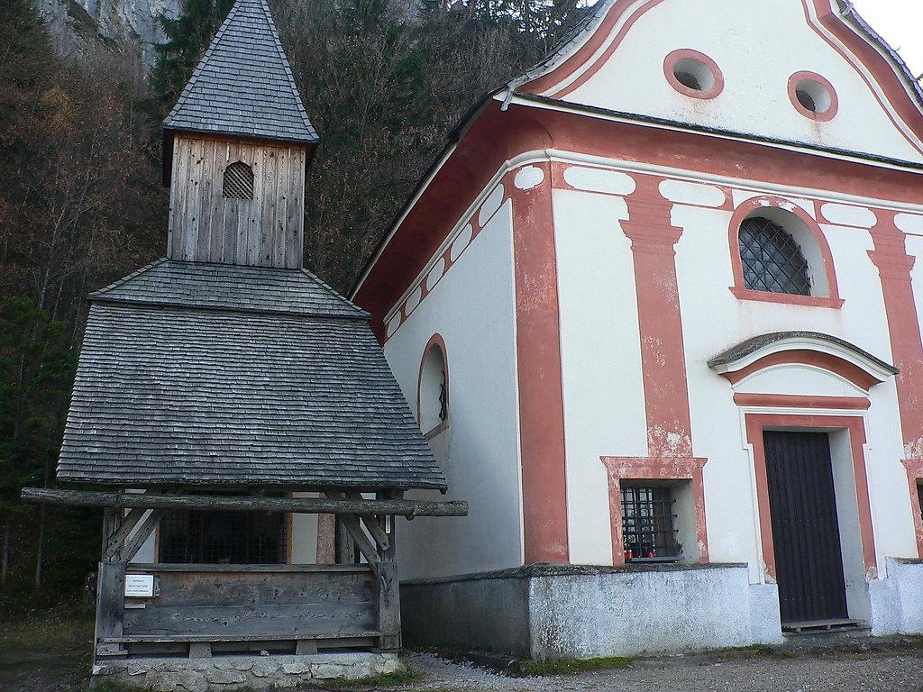 Gebetskirche, Beten und Bitten um Heilung etc. Maria Elend im Rosental Kapellenberg - Maria Elend, Kärnten (9182-KTN)
