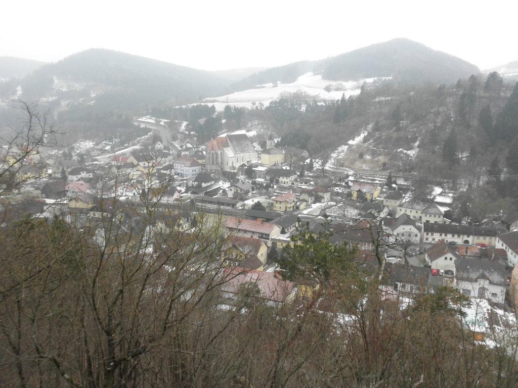 Blick auf Weiten - Weiten, Niederösterreich (3653-NOE)
