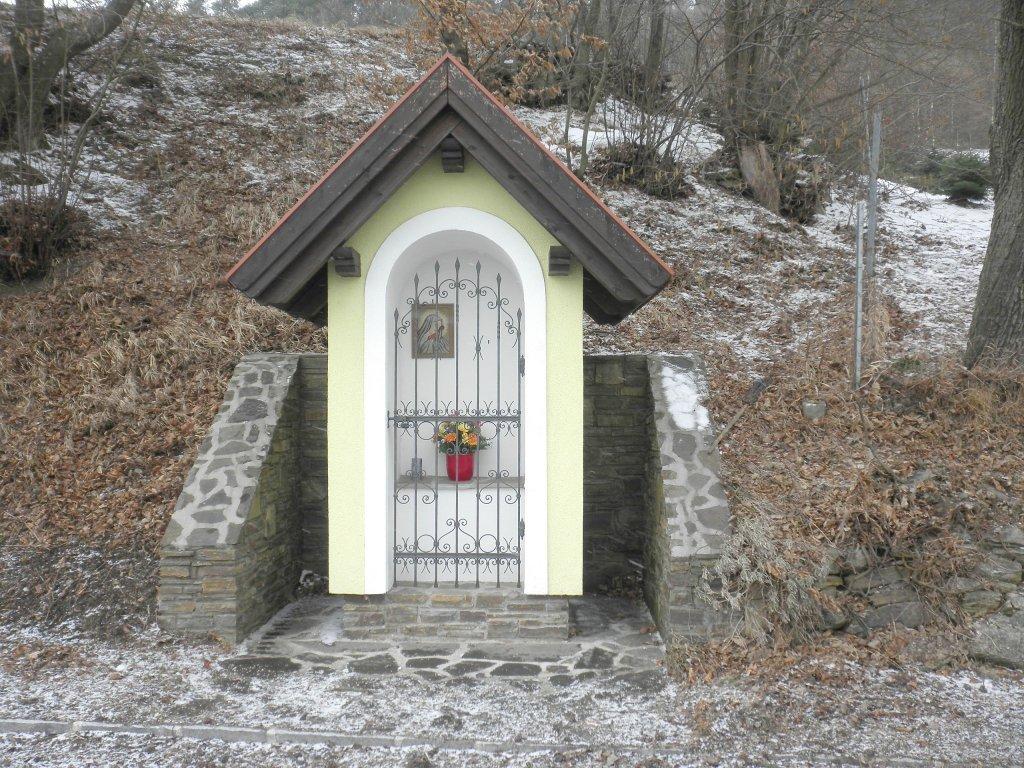 Bildstock bei Weiterndorf - Weiterndorf, Niederösterreich (3653-NOE)