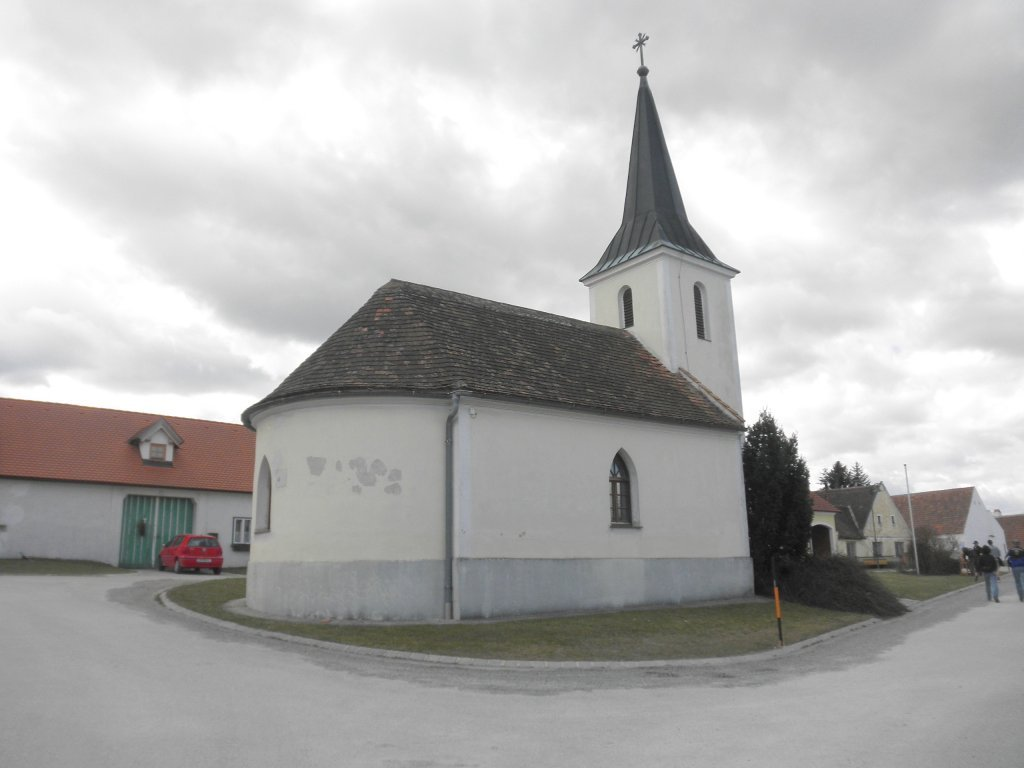 Kapelle in Mahrersdorf - Mahrersdorf, Niederösterreich (3591-NOE)