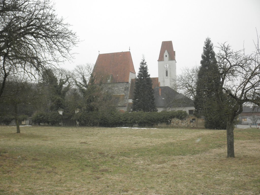 Wallfahrtskirche Mauer bei Melk - Mauer bei Melk, Niederösterreich (3382-NOE)