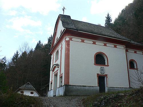 Kapelle Kapellenberg - Maria Elend, Kärnten (9182-KTN)