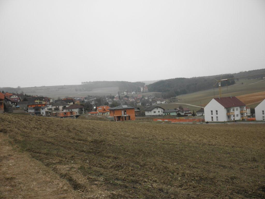 Blick nach Mauer bei Melk - Mauer bei Melk, Niederösterreich (3382-NOE)