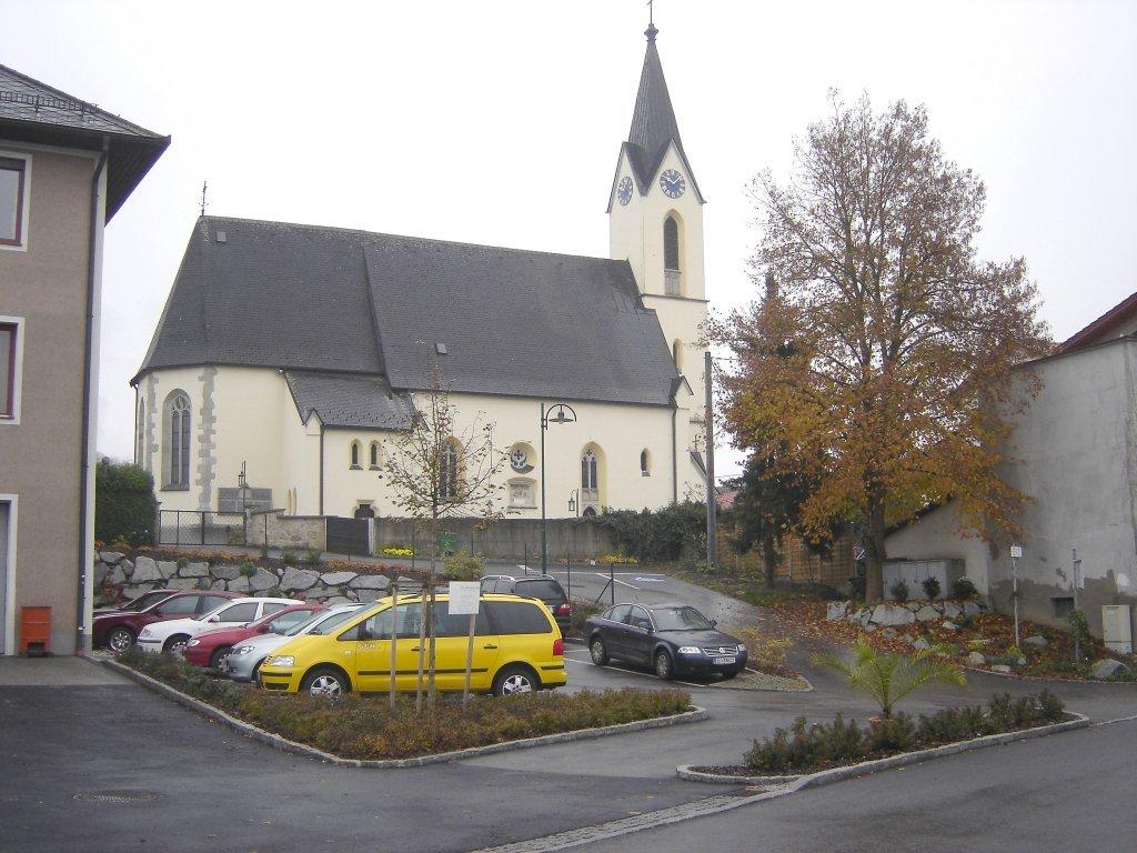 Pfarrkirche Schönering - Schönering, Oberösterreich (4073-OOE)