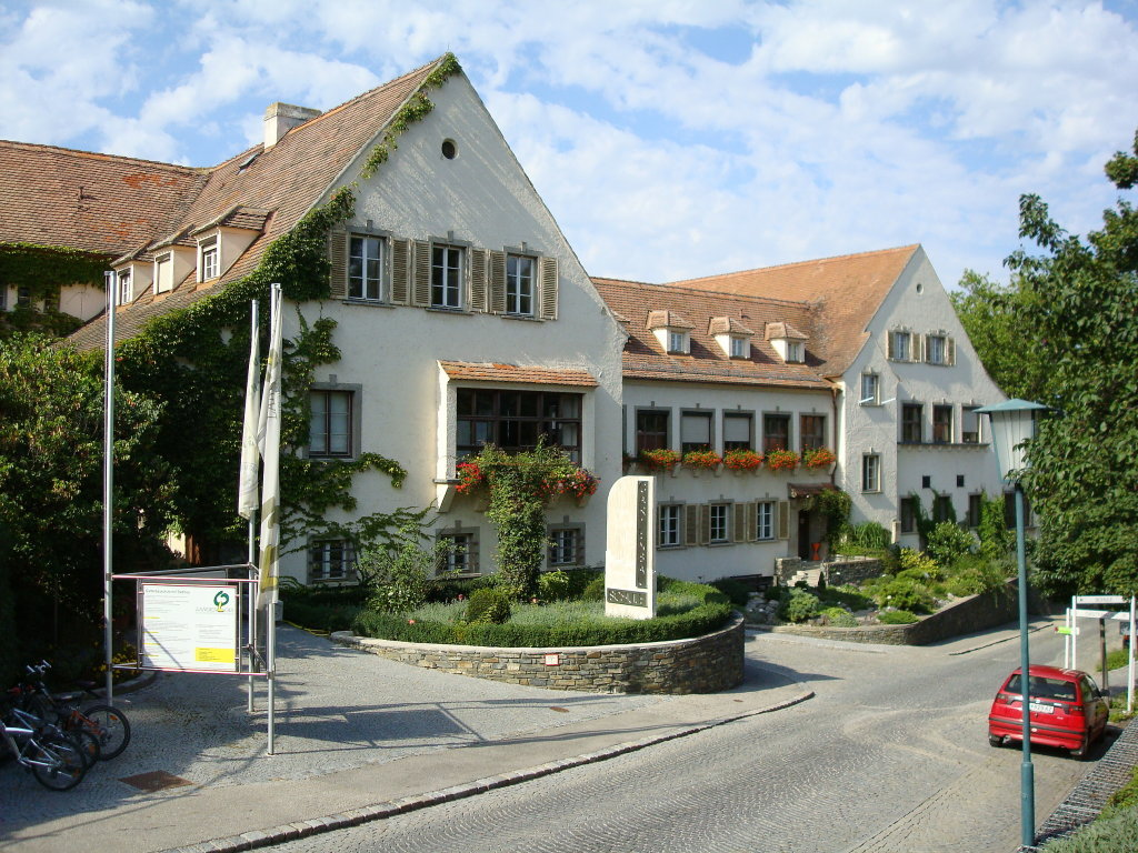 Gartenbaufachschule in Langenlois - Langenlois, Niederösterreich (3550-NOE)