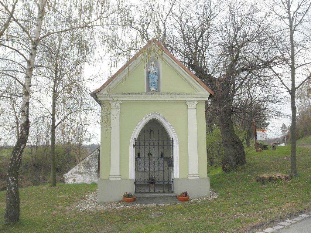 Kleine Kapelle in Hohenwarth - Hohenwarth, Niederösterreich (3472-NOE)