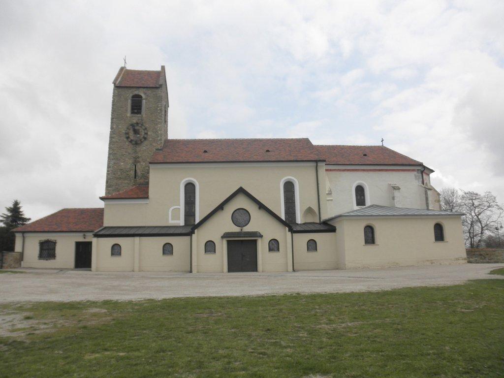Pfarrkirche in Hohenwarth - Hohenwarth, Niederösterreich (3472-NOE)