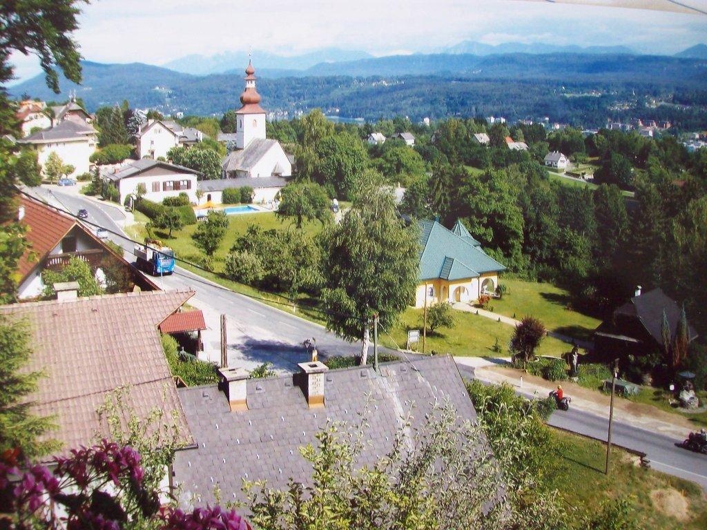 Kranzlhofen Sicht von Apph. Sonja - Kranzlhofen, Kärnten (9220-KTN)