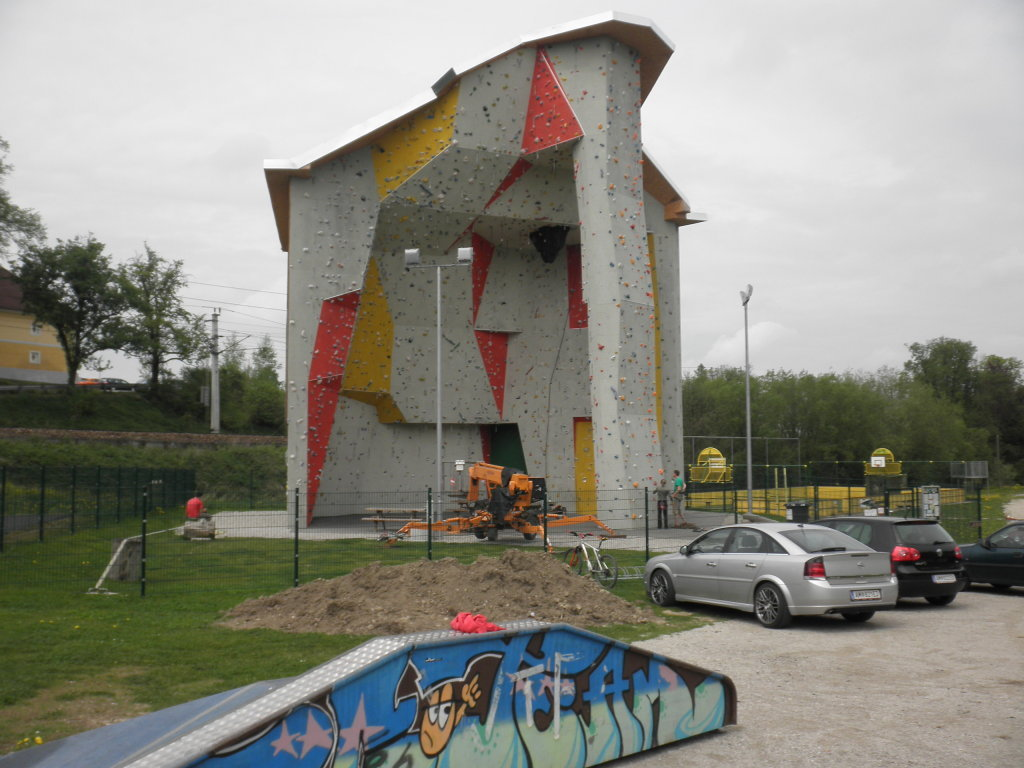 Kletterturm in Haag - Haag, Niederösterreich (3350-NOE)