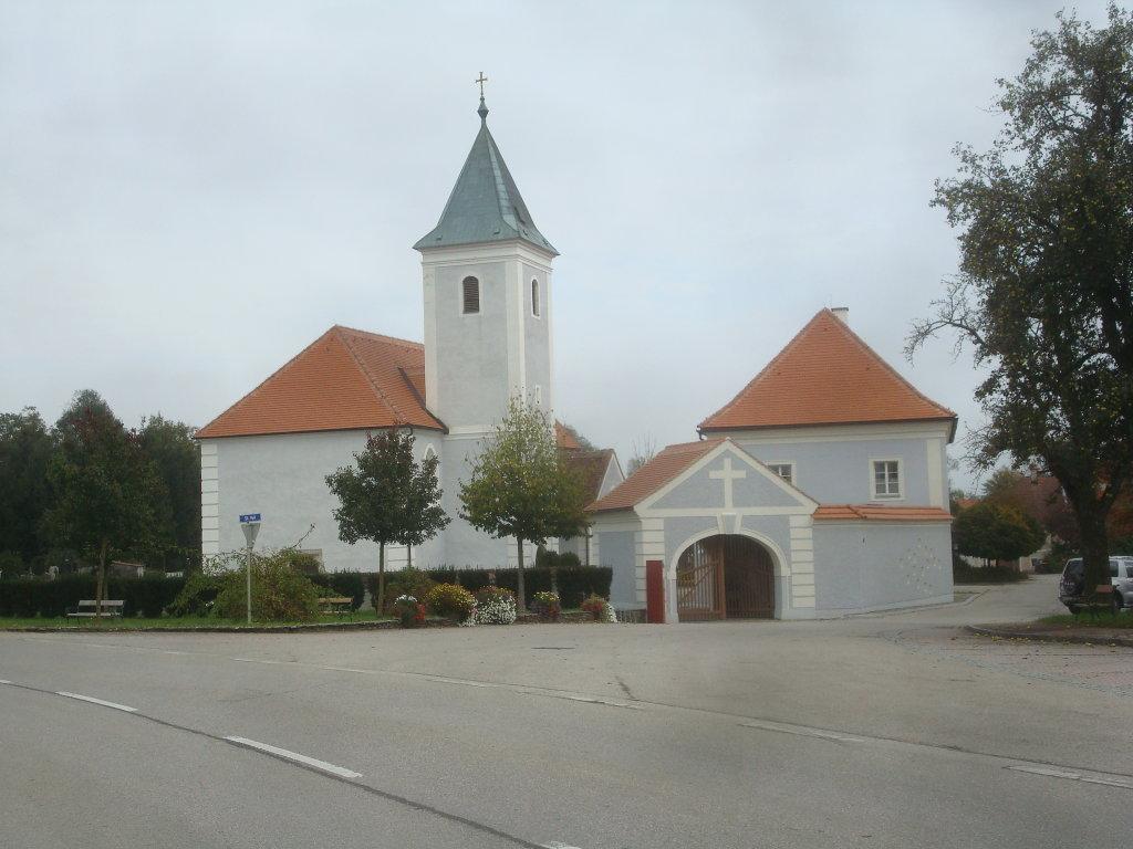 St. Veitkirche - Seitenstetten Markt, Niederösterreich (3353-NOE)