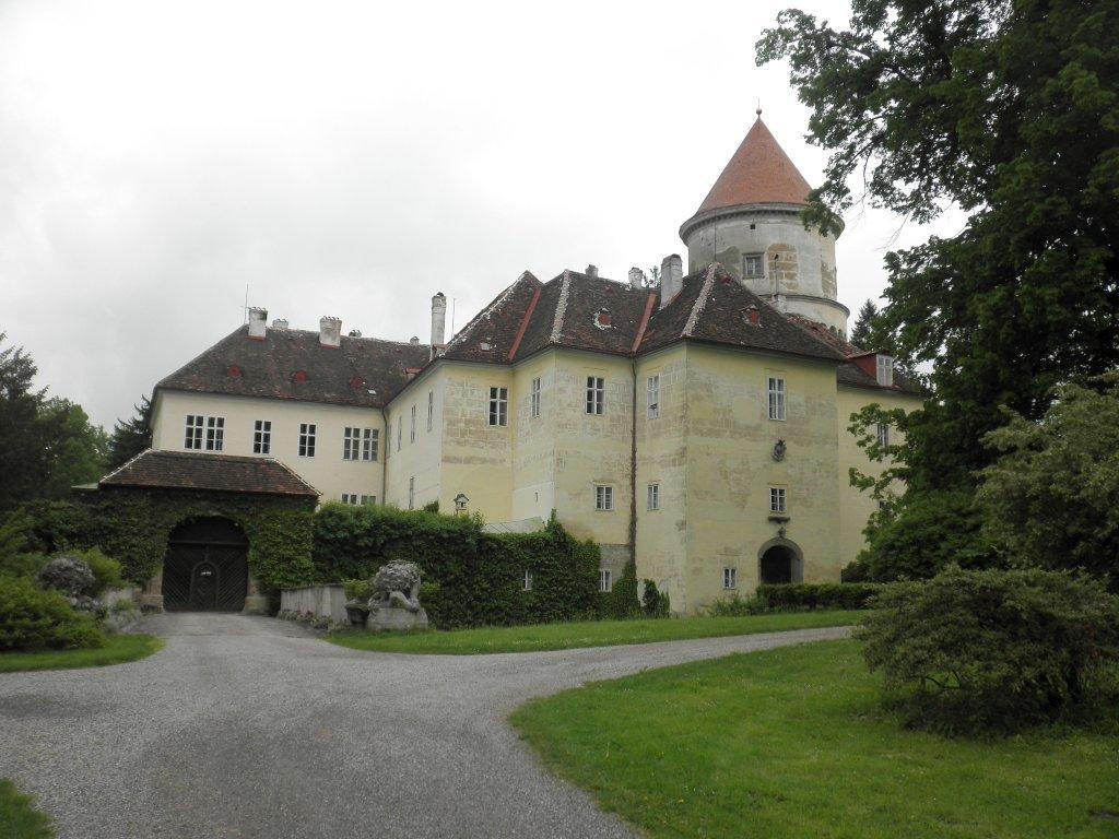 Schloss Wald - Wald, Niederösterreich (3144-NOE)
