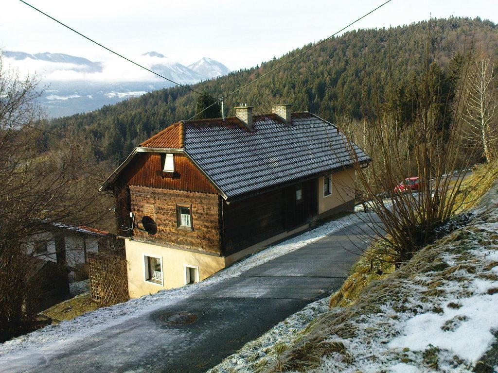 Die Lintscher Hütte von 1909 - Wasserfallweg, Kärnten (9712-KTN)