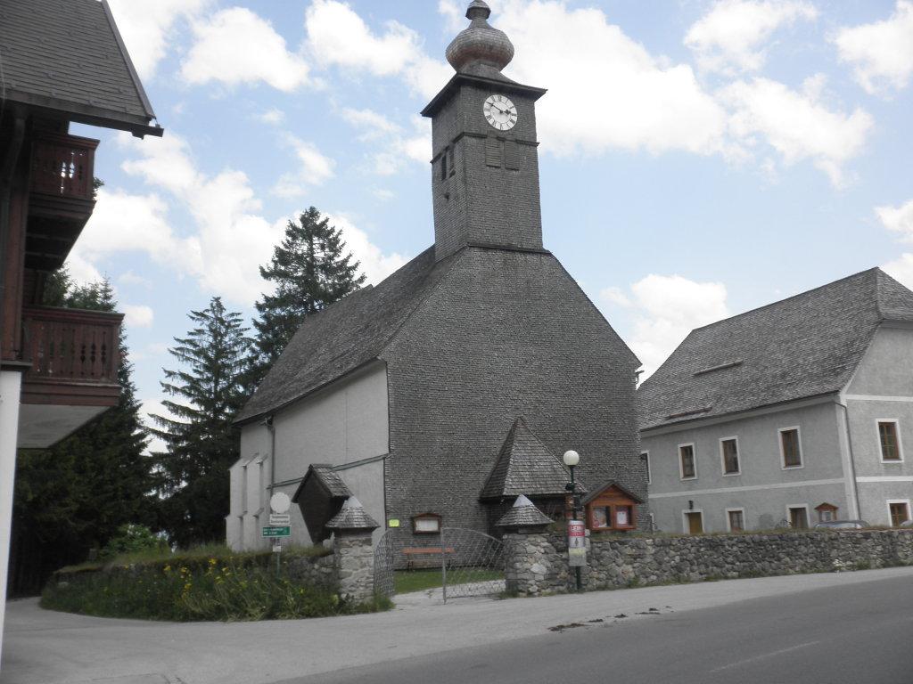 St. Rupert am Kulm, Ortsteil von Ramsau - Ramsau am Dachstein, Steiermark (8972-STM)