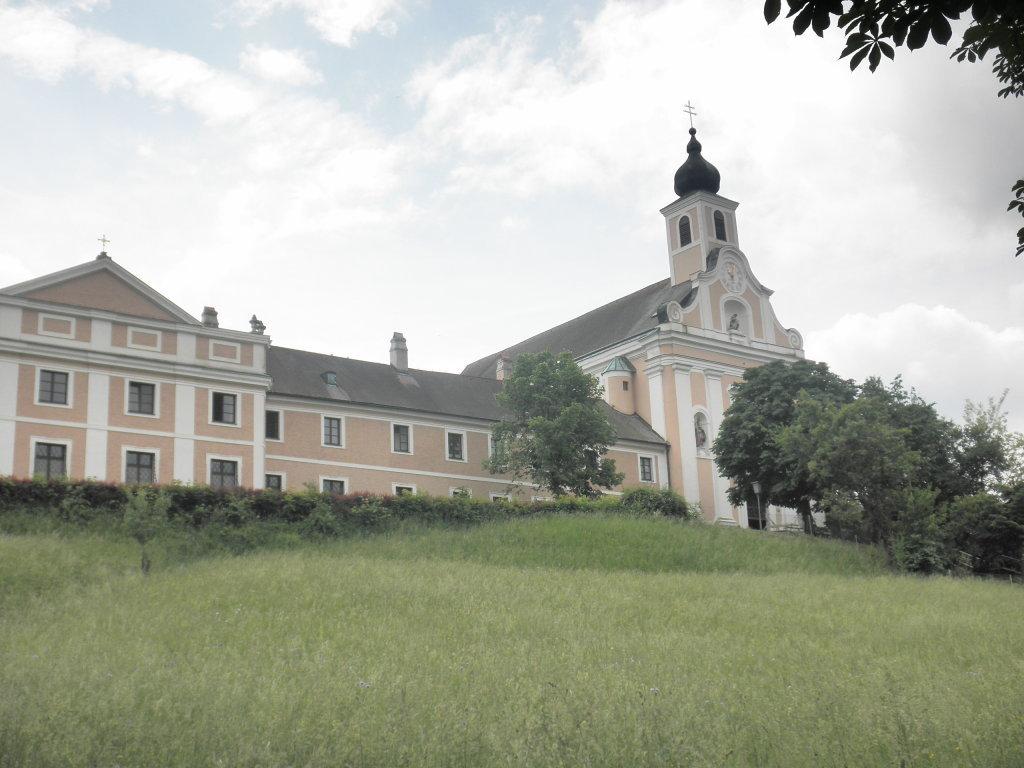 Wallfahrtskirche Maria Jeutendorf - Maria Jeutendorf, Niederösterreich (3140-NOE)