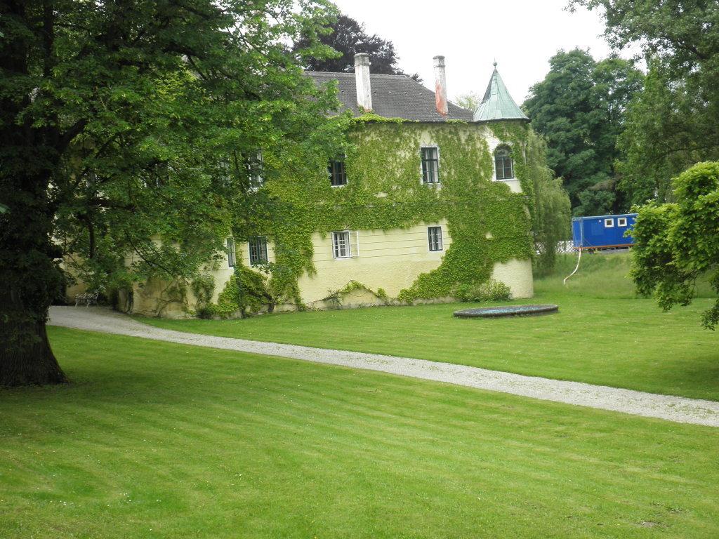 Schloss Maria Jeutendorf - Maria Jeutendorf, Niederösterreich (3140-NOE)