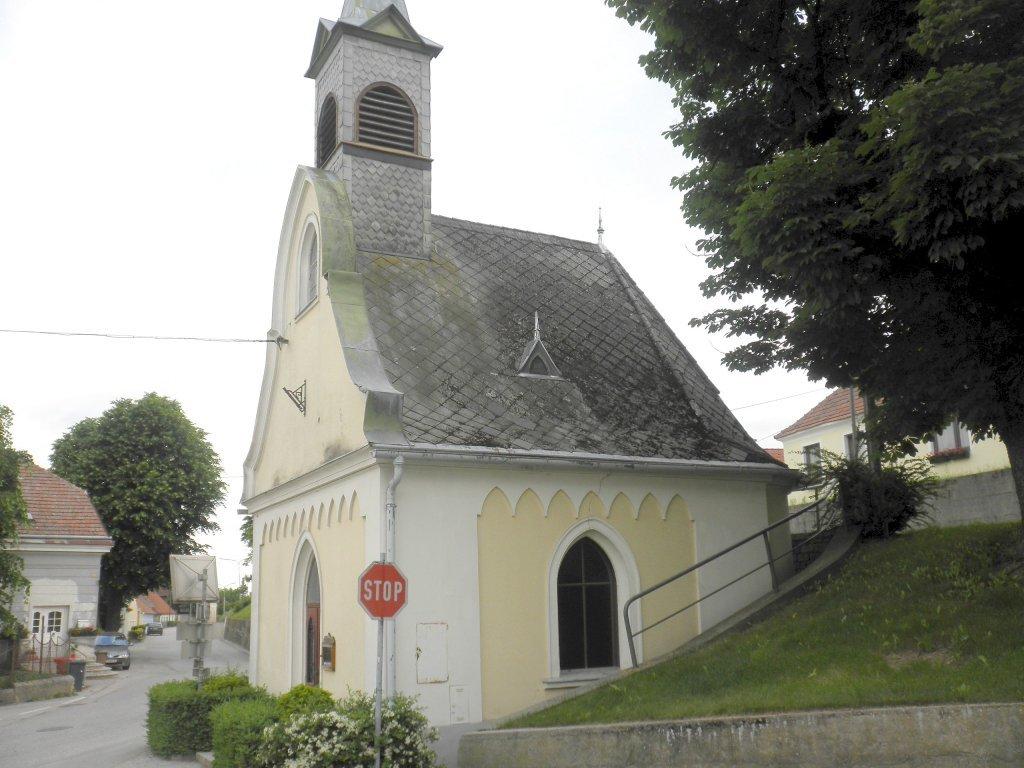 Dorfkapelle in Ossarn - Ossarn, Niederösterreich (3130-NOE)