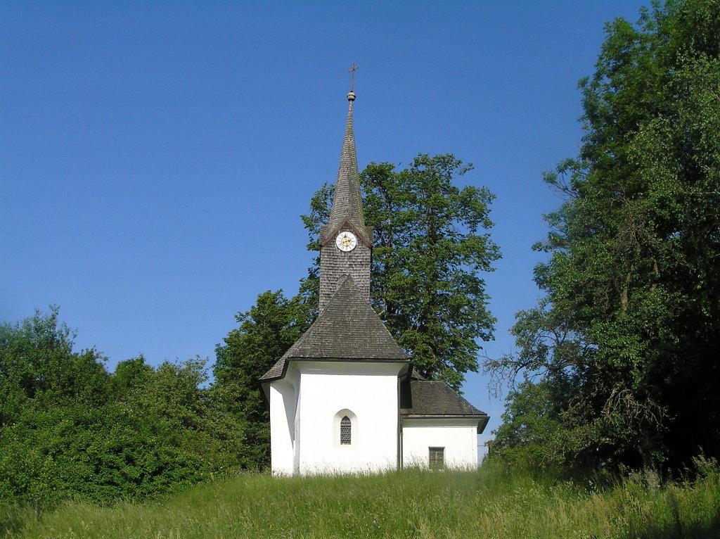 Kleine Dorfkirche in romantischer Lage - Emmersdorf, Kärnten (9232-KTN)