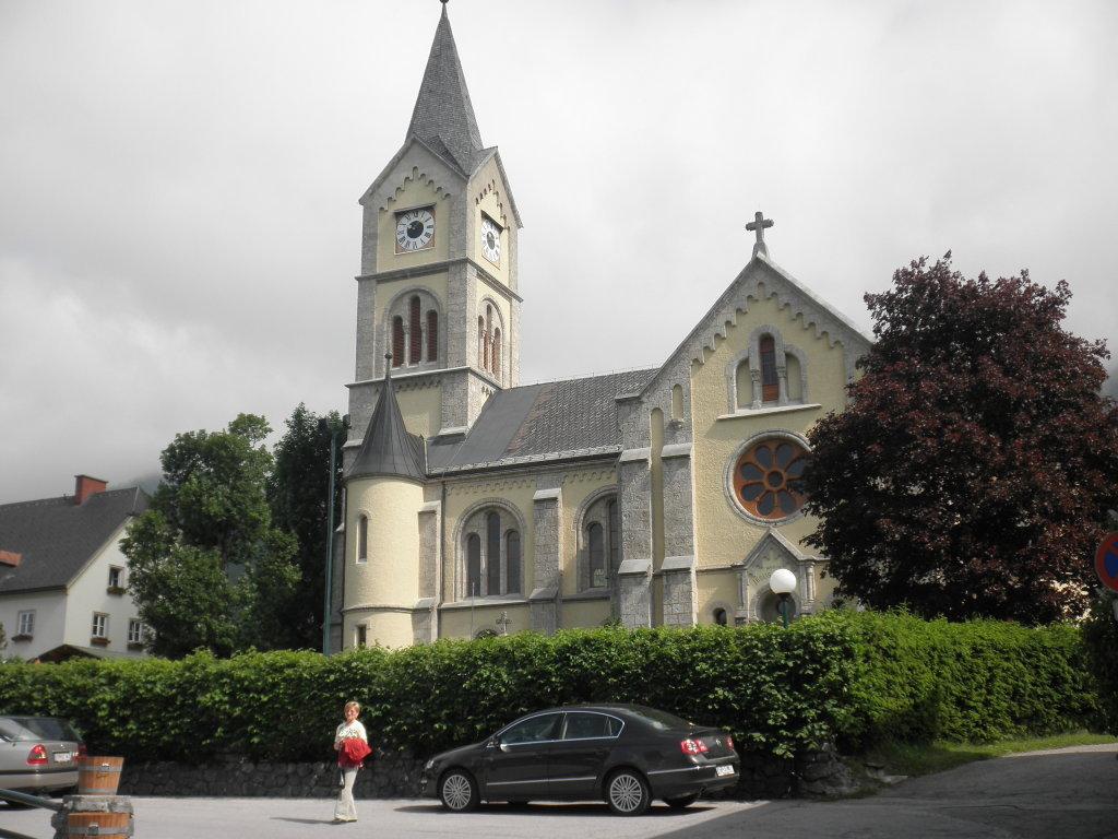 Pfarrkirche Ramsau - Ramsau, Steiermark (8972-STM)