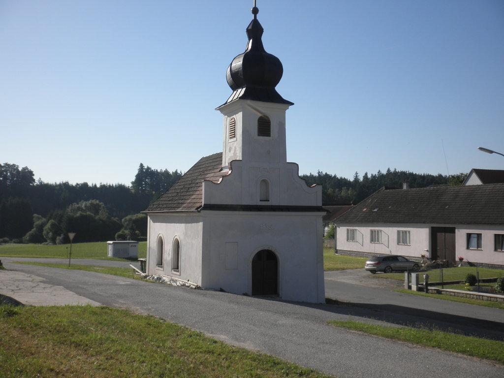 Dorfkapelle in Kleinschönau - Kleinschönau, Niederösterreich (3902-NOE)